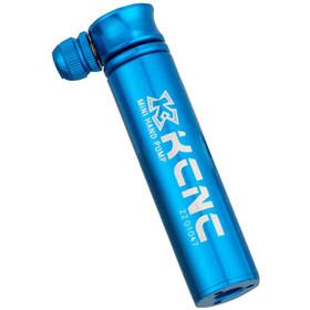 KCNC KOT07 Pompka rowerowa, blue